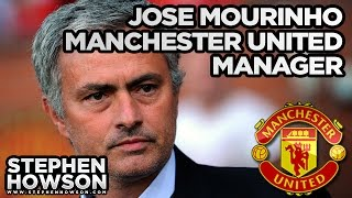 Jose Mourinho: Manchester United Manager | Now What! | MUFC