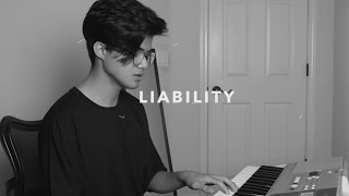 Liability - Lorde | Jeremy Clyde | COVER