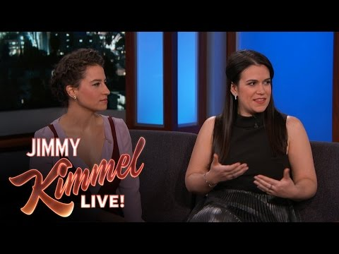 Abbi Jacobson & Ilana Glazer on Where They Buy Their Weed