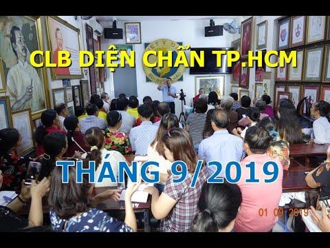 CLB Diện Chẩn TP.HCM tháng 9 năm 2019