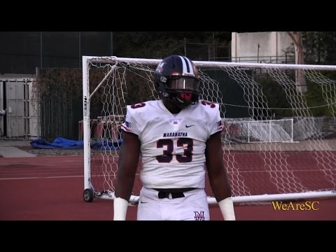 Terrance Lang highlights vs. Village Christian - 10/7/16