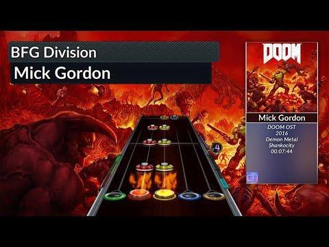 DOOM BFG Division - Mick Gordon - Guitar Hero/Clone Hero Chart