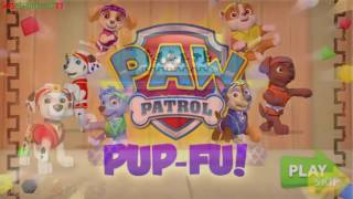 PAW Patrol Full Episodes of Pup Fu Game in English Complete Walkthrough Gameplay 2015 HD 1080p