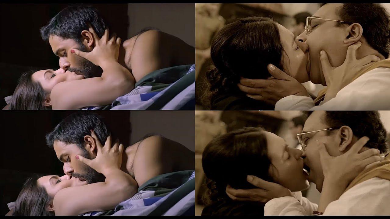 Download Bengali Actress   Priyanka Sarkar   Hot Smooching, Kissing & Backless Scene