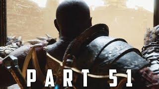 GOD OF WAR Walkthrough Gameplay Part 51 - WELCOME TO NIFLHEIM (God of War 4)