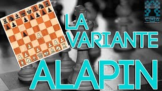 La Defensa Siciliana, Variante Alapin - GM Damian Lemos (IMPERIO AJEDREZ)