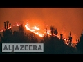 Chile set ablaze by deadly wildfires