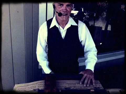 Michel Saga Barrel Organ French Music Sonoma Ca