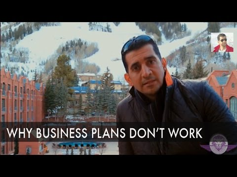 How to write a business plan by Patrick Bet-David