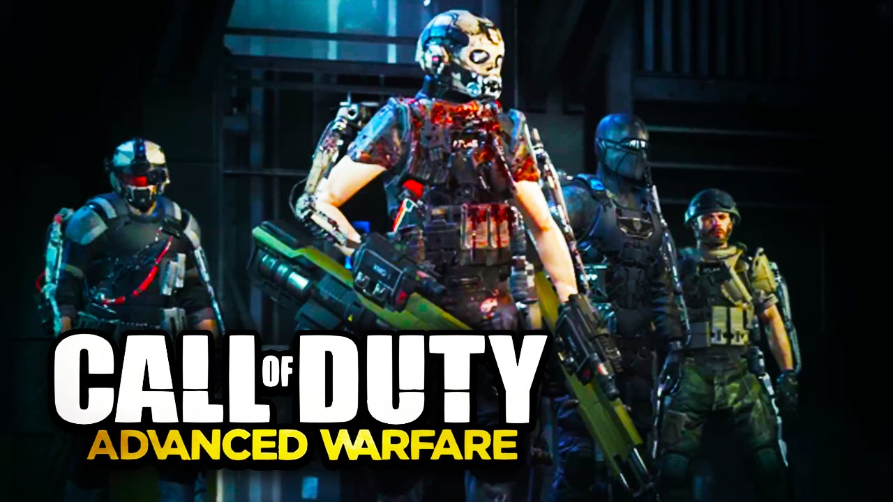 exo survival in call of duty advanced warfare online
