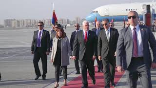 vice president pence in egypt