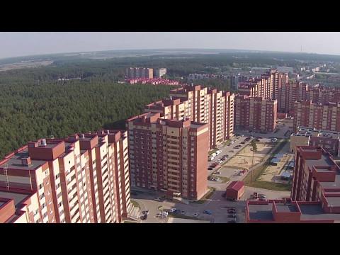 Берёзовский, вид сверху-2