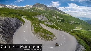 Col de la Madeleine (Feissons) - Cycling Inspiration & Education