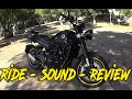 ??NEW BENELLI LEONCINO 500 2019??/ REVIEW / RIDE / SOUND ? ESPAÑOL