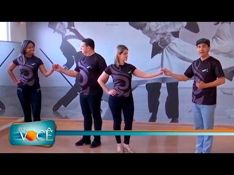 Por Você - Aprenda os primeiros passos da dança de salão 291016