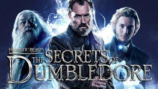 Alle OFFIZIELLEN INFOS zข FANTASTIC BEASTS 3 - The Secrets Of Dumbledore ✨