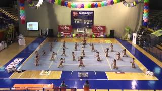 Cosmogym 2014 Olympiada Thrakomakedonon/Dream Team - The Transparent(Οι διάφανες) 2014