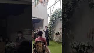 [#신랑] 친구 결혼식…