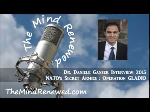 Dr. Daniele Ganser Interview : NATO's Secret Armies - Operation GLADIO