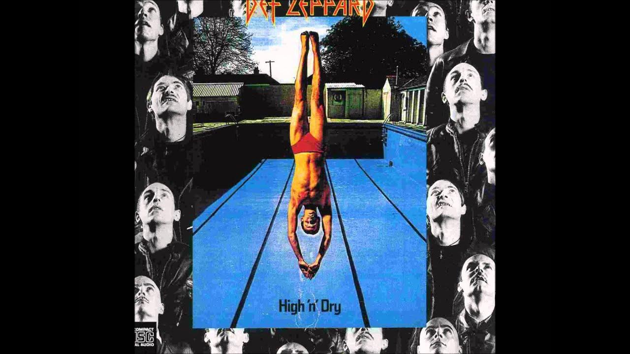 Def Leppard - No No No (High 'n' Dry) - YouTube