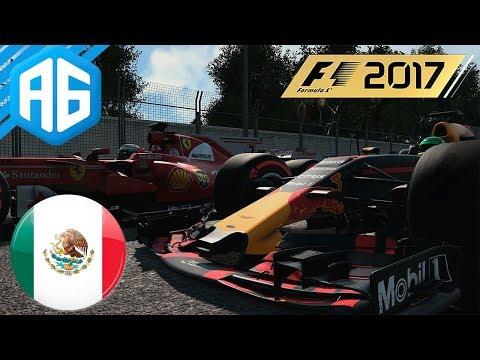 F1 2017 #58 GP DO MÉXICO - ISSO TINHA QUE ACONTECER HOJE (Português-BR)