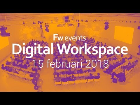Digital Workspace Event (aftermovie) | Frankwatching Events