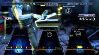 South Side of the Sky - Yes - Full Band FC #600