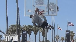 Guy Dupuy, Issac White, Chris Staples and Michael Purdie CRAZY DUNKS at City Slam! Video
