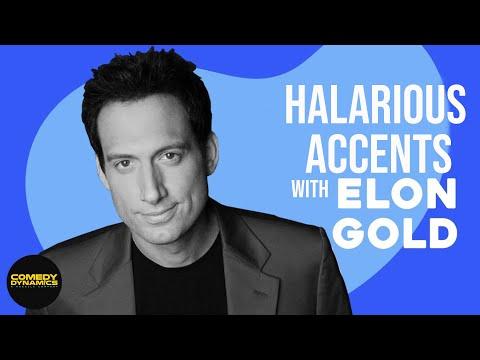 Elon Gold: Chosen And Taken - Hilarious Accents