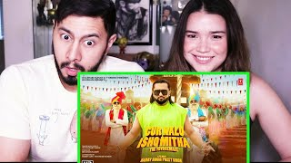 Gur Nalo Ishq Mitha Song Reaction| Yo Yo Honey Sing | Malkit Singh | Song Reaction By | jaby Koay |