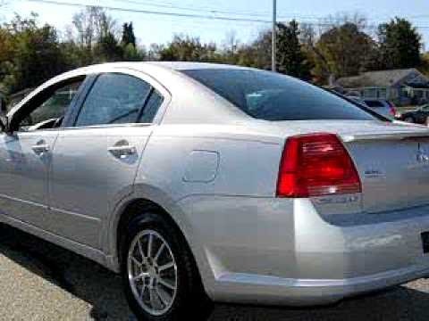 Chevrolet Greensboro SOLD - 2005 Mitsubishi Galant ES 27405 Bill Black ...