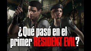 Resident Evil I La Historia en 1 Video