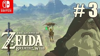 Gerónimo Máximus ! y la Identidad del Viejo Pillo | Zelda Breath of the Wild Latino #3 - Switch
