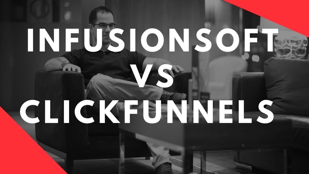 Infusionsoft Vs Clickfunnels - Best For Your Business?
