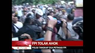 FPI Tolak AHOK, 2 Anggota FPI Menyerahkan Diri
