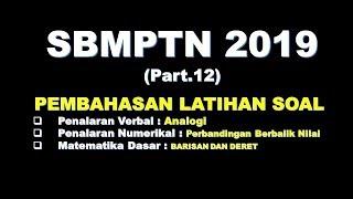 Download Video Pembahasan Latihan Soal SBMPTN 2019 (Part.12) MP3 3GP MP4