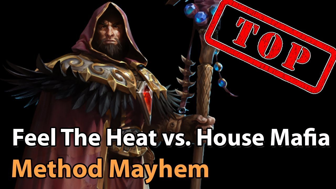 ► Feel The Heat vs. Swedish House Maffia - Method Mayhem Monthly Final - Heroes of the Storm Esports