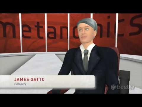 Terms of Service, Contracts  and Virtual Worlds: Robert Gatto on Metanomics