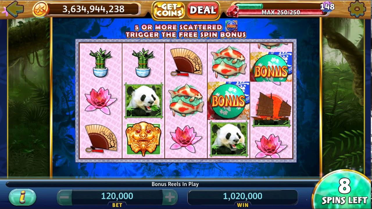 Video Slots Free Casino