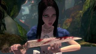 Alice Madness Returns Gameplay-Trailer