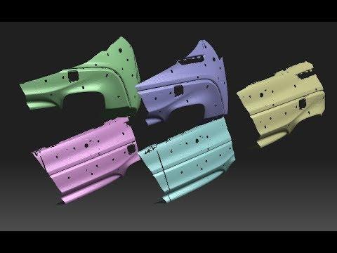 видео: Как делается 3D сканирование с DAVID-Laserscanner. 3D scanning