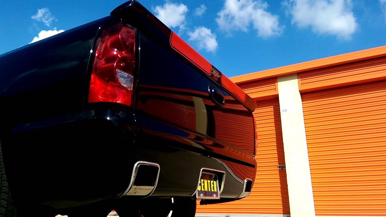 2005 Chevrolet Silverado 1500 Regency RST Package Truck Exhaust