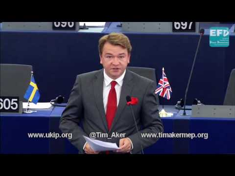 The West should seek to prevent genocide in Burundi - Tim Aker MEP
