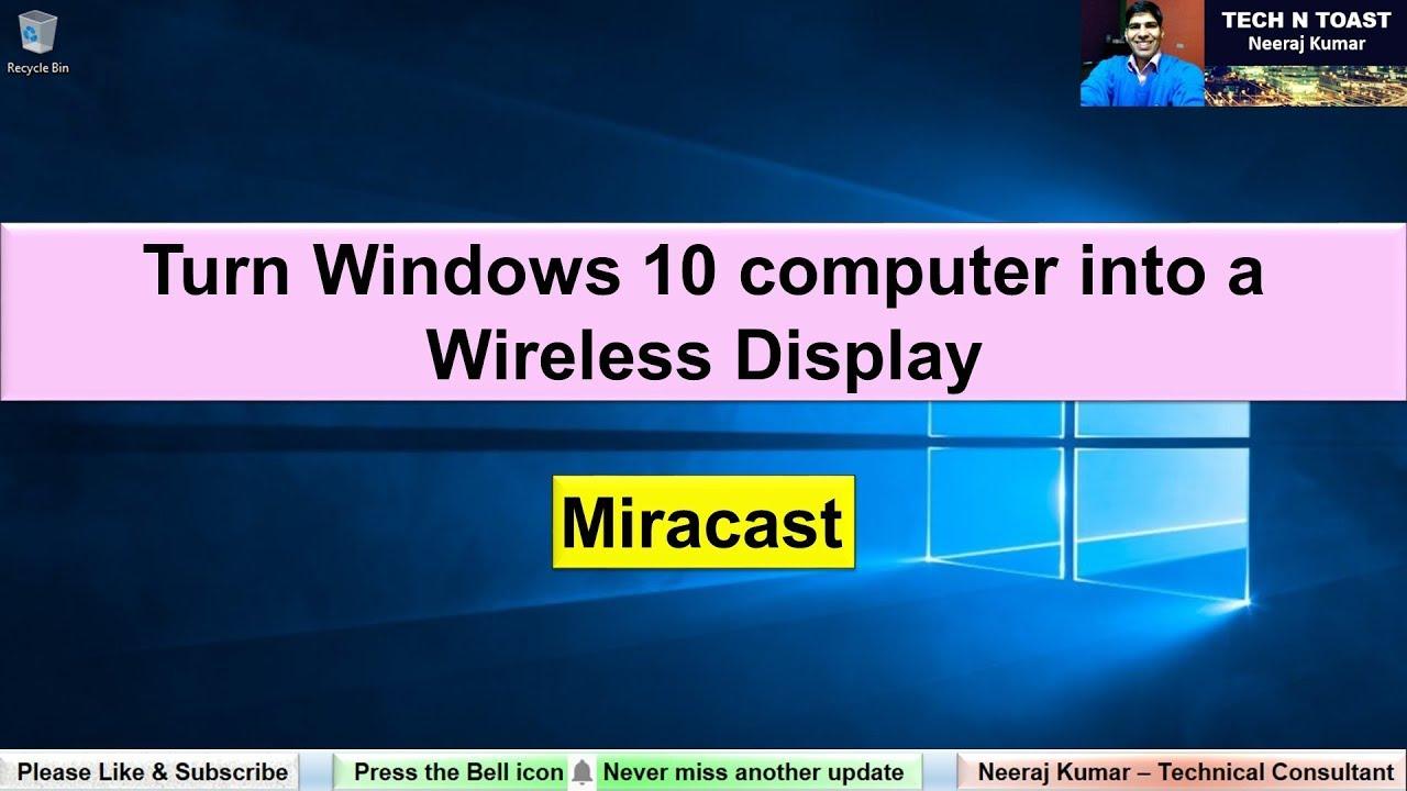 miracast widi windows 10 download