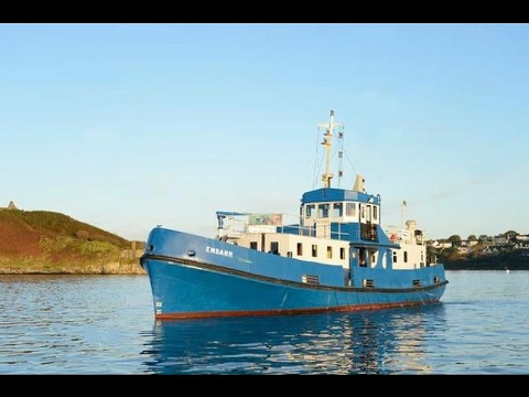 1970 Ex Royal Navy Fleet Tender Royal Navy Fleet Tender  - EUR 230,000