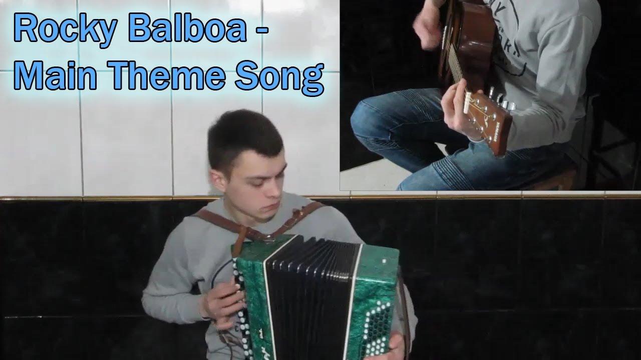 Rocky Balboa - Main Theme Song Сover - YouTube