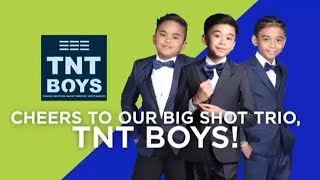 TNT Boys at The World's Best!