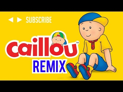 CAILLOU THEME SONG REMIX [PROD. BY ATTIC STEIN] Extended 10 Hours