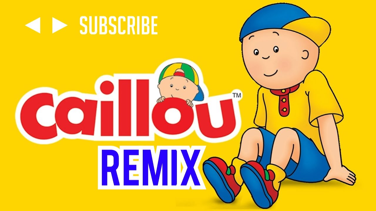 CAILLOU THEME SONG REMIX [PROD  BY ATTIC STEIN] Extended 10 Hours