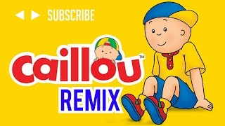 caillou theme song remix prod by attic stein extended 10 hours